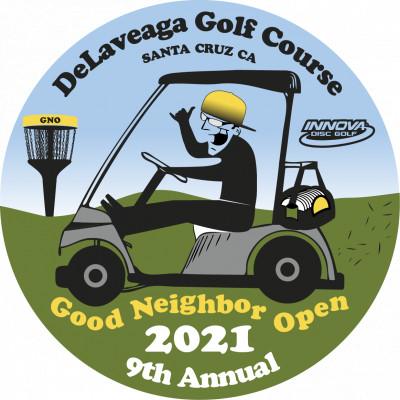 9th Annual GOOD NEIGHBOR OPEN, Sponsored by Innova logo