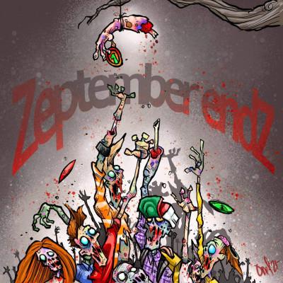 Zeptember Endz. (Season Finale) logo