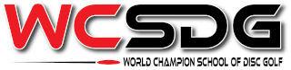 World Champion School of Disc Golf--Beginner Class logo