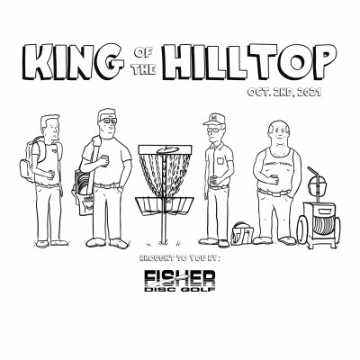 King of the Hill Top logo