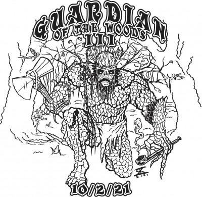 Guardian of the Woods III logo