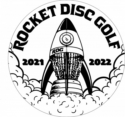 Rocket Disc Golf Challenge 2021 logo