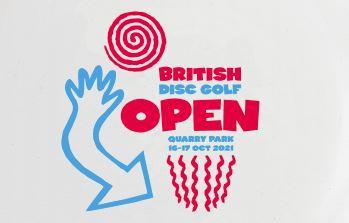 2021 British Open logo