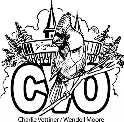 Charlie Vettiner Open logo