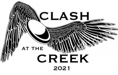 Clash at the Creek 2021 $2500 added $$ logo