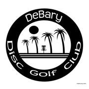 2021 DeBary Disc Golf Club Championship logo