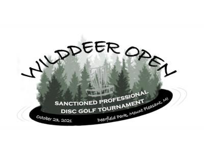Wilddeer Open logo