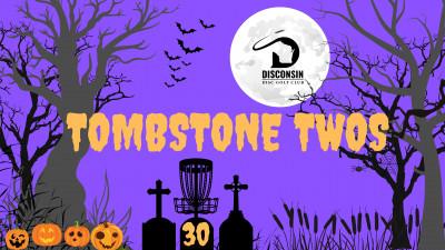Disconsin's Tombstone Par Twos logo