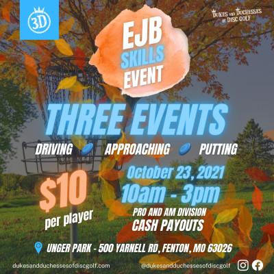 EJB Skills Event logo