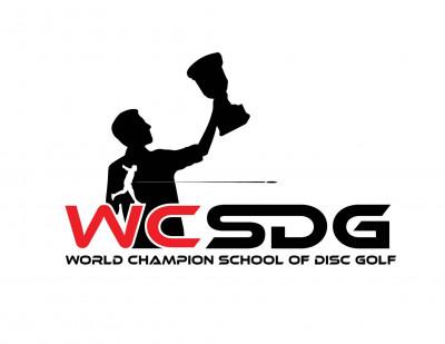 World Champion School of Disc Golf-1 Appling GA logo