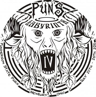 Puns Labyrinth IV logo