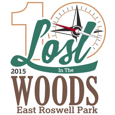 Lost in the Woods 2015 logo