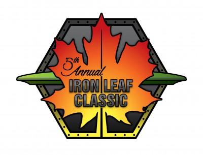 Iron Leaf Classic 2015 logo