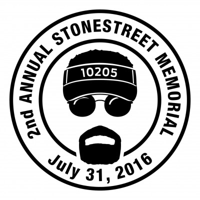 The 2nd Annual Stonestreet Memorial logo