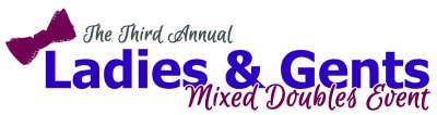 Ladies and Gents Mixed Doubles logo
