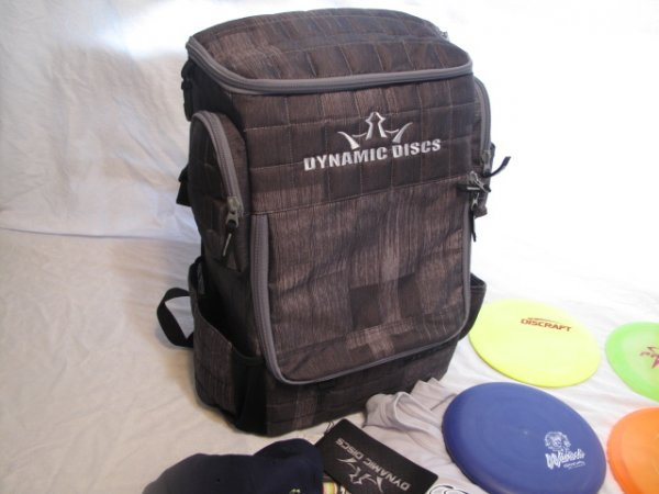 Ranger Disc Golf Carry Bag 8 Discs Dri Fit 183 Disc Golf Scene